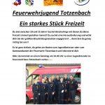 FJ Totzenbach einstarkes stück freizeit